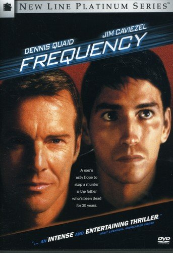 Frequency (DVD) (Breaking Bad Tv On The Radio Scene)
