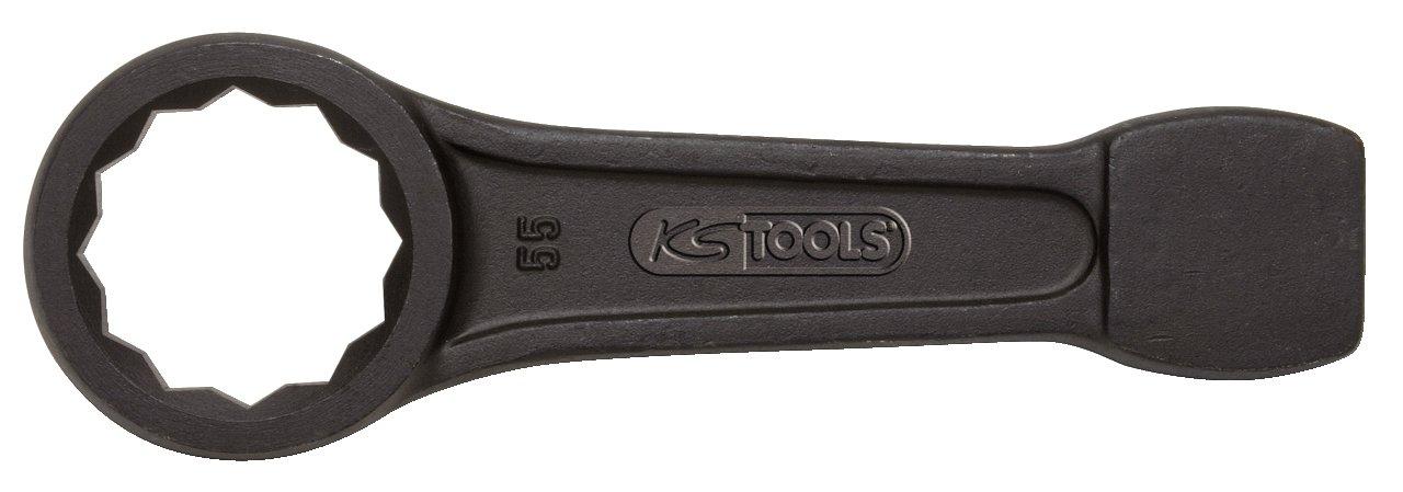 KS TOOLS 517.0955 Clé à oeil à frapper, 55 mm 4042146109373