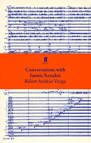 Conversations with Iannis Xenakis