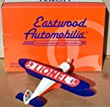 Lionel Beechcraft D-17 Staggerwing Coin Bank by Lionel