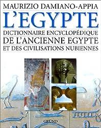 Dictionnaire encyclopédique de l'Égypte ancienne et des civilisations nubiennes