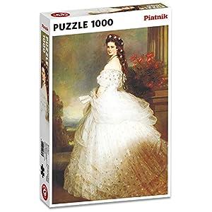 Piatnik 5589 Puzzle Da 1000 Pezzi Imperatrice Elisabetta
