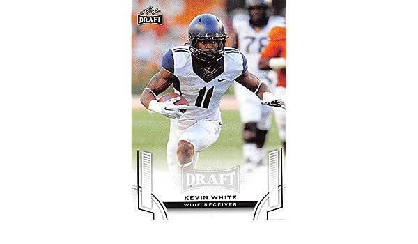 Kevin White Football Card (West Virginia 878e58c7a