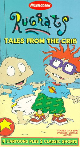 Price comparison product image Rugrats - Tales from the Crib [VHS]