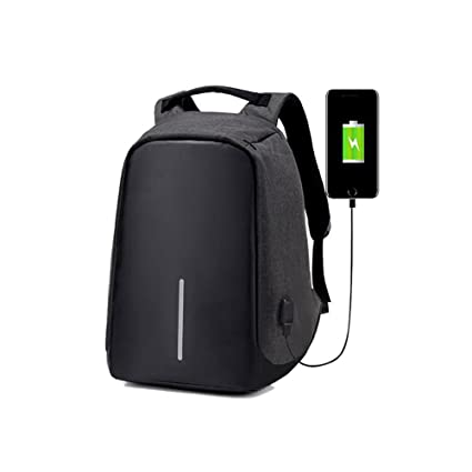 Hicommerce Anti Theft Backpack with rain and dust Cover  a9a4d3e44fc5f