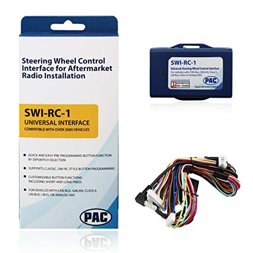 PAC SWI-RC Steering Wheel
