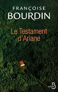 "Afficher ""Le testament d'Ariane"""
