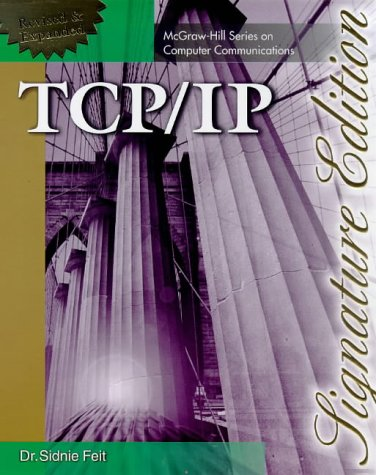 Price comparison product image Tcp/Ip: Architcture, Protocols, and Implementation With Ipv6 and Ip Security (Mcgraw-hill Computer Communications)
