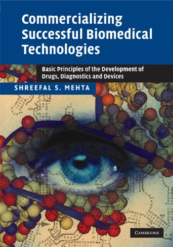 Commercializing Successful Biomedical Technologies: Basic Principles for the Development of Drugs, Diagnostics and Devic
