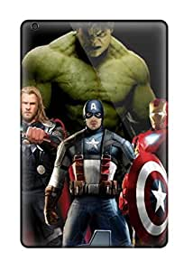 New The Avengers 77 Tpu Skin Case Compatible With Ipad Mini/mini 2