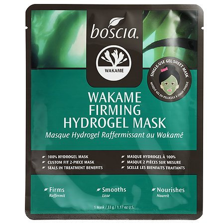 Boscia Wakame Firming Hydrogel Mask (1.17 oz) (1 SHEET)