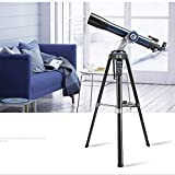 Astronomical Telescope Zoom HD Outdoor Monocular Space Telescope with Tripod 90mm/800mm Spotting Scope for Kids Beginners