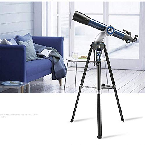 Astronomical Telescope Zoom HD Outdoor Monocular Space Telescope with Tripod 90mm/800mm Spotting Scope for Kids Beginners by YUN TELESCOPE@ (Image #6)