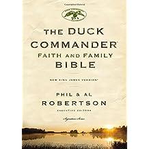 NKJV, Duck Commander Faith and Family Bible, Hardcover