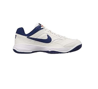 new styles 4f581 d3de3 Nike Court Lite, Chaussures de Tennis Homme, Multicolore (Phantom Blue Void