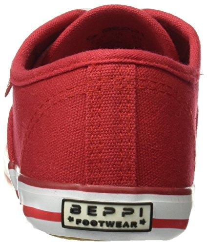 Fitness 2124094 Beppi Donna Canvas Scarpe Red da Rosso Red qIqUSRw