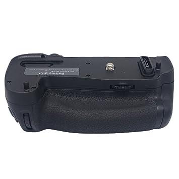 Vertical de alimentación Shutter Battery Grip Pack soporte para ...