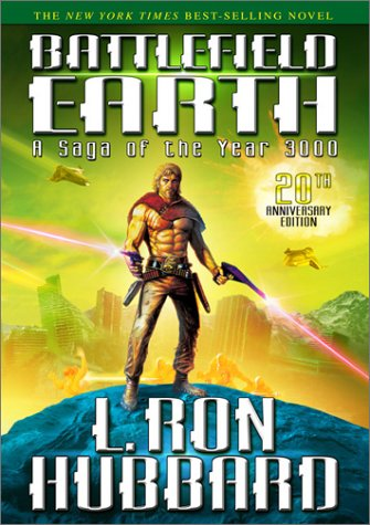 Read Online Battlefield Earth: A Saga of the Year 3000 pdf