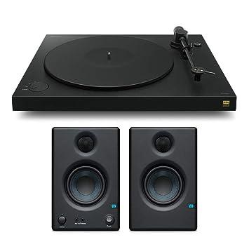 Amazon.com: Sony PSHX500 Hi Res - Tocadiscos USB (2 unidades ...