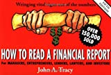 img - for How to Read A Financial Report book / textbook / text book