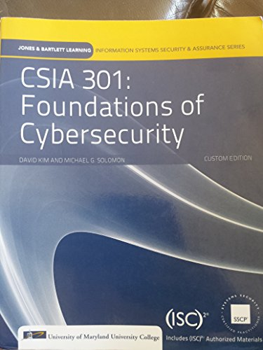 FOUNDATIONS OF CYBER SECURITY