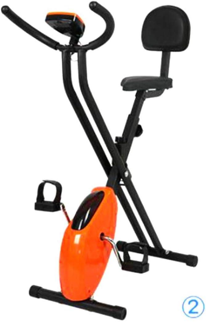 Mangetal F-Bike, Home Trainer, bicicleta de fitness y entrenador de abdominales, equipo deportivo, ideal para entrenamiento cardiovascular: Amazon.es: Deportes y aire libre