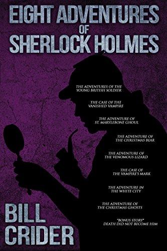Eight Adventures of Sherlock Holmes