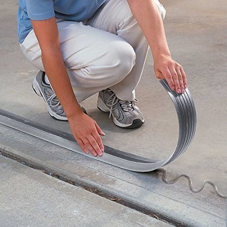 10' Garage Door Threshold Seal by Improvements by Grey Threshold Kit for Garage Doors
