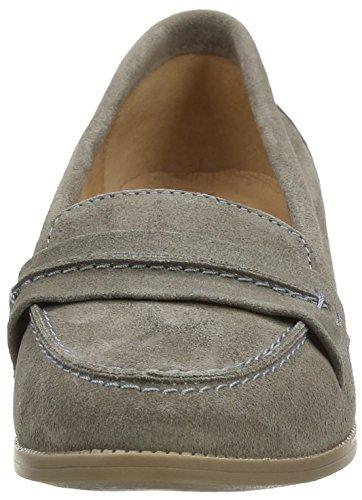 Hush Puppies Cathcart Knightsbridge - Mocasines Mujer Gris - gris (gris)