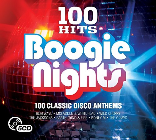 Disco Cd - 100 Hits: Boogie Nights / Various