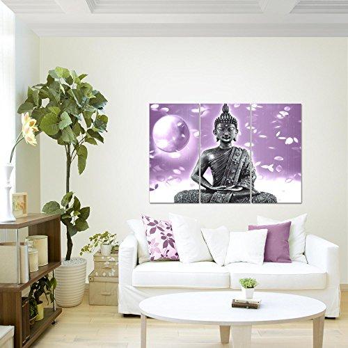 Buddha Feng Shui Bild Kunstdruck Auf Vlies Leinwand F033