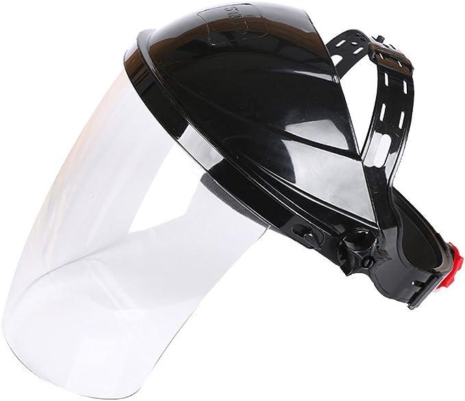 Visage Complet Couvrant Anti-Brouillard Shield clair Lunettes De Sécurité Protection Visière Guard
