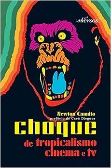Book Choque de Tropicalismo Cinema e Tv