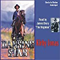 The Dansing Star Audiobook by Kirby Jonas Narrated by James Drury