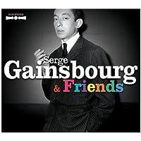 Serge Gainsbourg & Friends 4CD