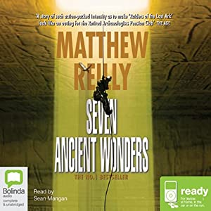 Seven Ancient Wonders Audiobook