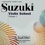Suzuki Violin School CD, Volume 1
