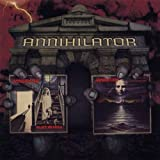 Alice In Hell/Never, Neverland (2 for 1) By Annihilator (2003-09-01)