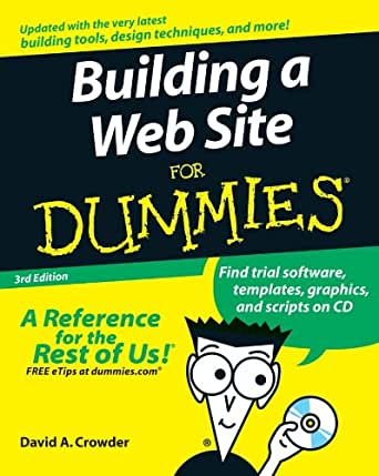 Build Your Own Small Business Website - dummies