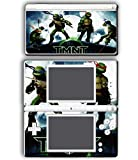 Teenage Mutant Ninja Turtles TMNT Leonardo Movie Cartoon Don Mike Raph Video Game Vinyl Decal Skin Sticker Cover for Nintendo DS Lite System