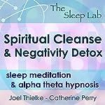 Spiritual Cleanse & Negativity Detox: Sleep Meditation & Alpha Theta Hypnosis with The Sleep Lab | Joel Thielke,Catherine Perry