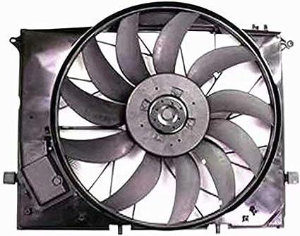 Ventilador electrónico para coche A2205000093: Amazon.es: Coche y moto