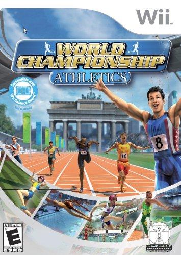 World Championship Athletics - Nintendo Wii (World Championships Nintendo)