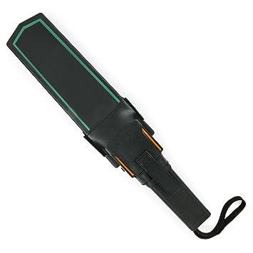amazingdeal portátil - Detector de metales de alta sensibilidad Metal escáner: Amazon.es: Jardín