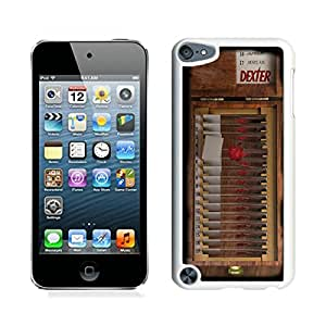 Beautiful Designed Case With Dexter White For iPod Touch 5 Phone Case