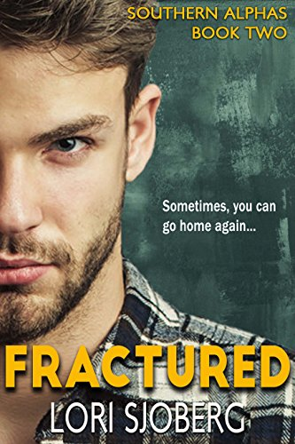 Fractured (Southern Alphas Book 2) cover