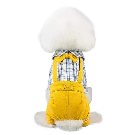 Gusspower-ropa mascotas, Camisa de Rayas Verano Elegante ...