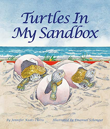 Turtles In My Sandbox (Arbordale Collection)