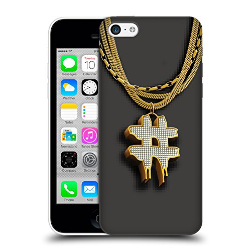 Official Been Trill Hashtag Gold Bling Blings Hard Back Case for Apple iPhone 5c