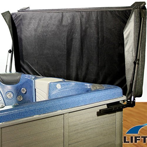 UltraLift Hydraulic Spa Cover - Spa Lifter